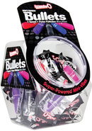 Soft Touch Bullets Waterproof Assorted Colors 40 Each Per...