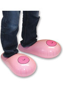 Inflatable Boobie Slippers 20 Inch